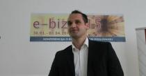 Predstavljanje eNabave na konferenciji e-biz 2015