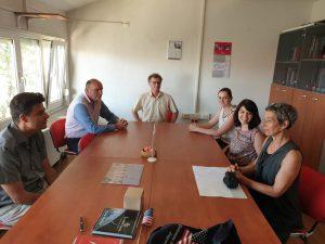Predstavnici veleposlanstva SAD-a posjetili RIS