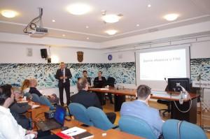 Ž.Pavić prezentirao je Servis eNabava u FINI