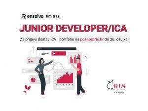 Tražimo Junior Developera!