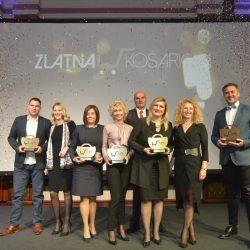 Dobitnici nagrade Zlatna košarica 2019